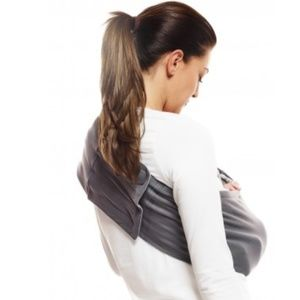 Wallaboo Cotton Baby Sling Wrap Carrier Adjustable